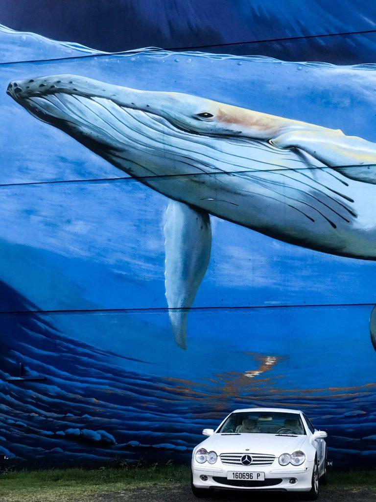 Polynésie French Polynesia Tahiti Papeete street art