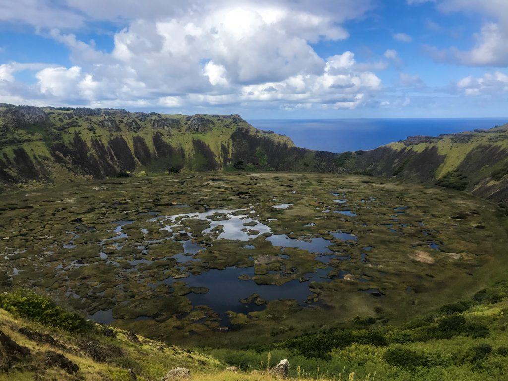 île de Paques easter island