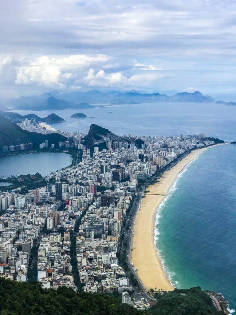 Rio Brésil Brazil Favelas visite dos hermanos