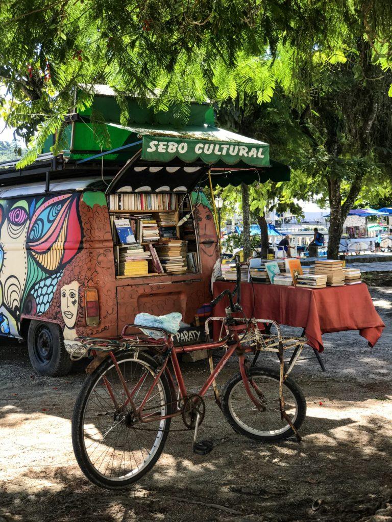 Paraty Brésil Brazil colonial style village