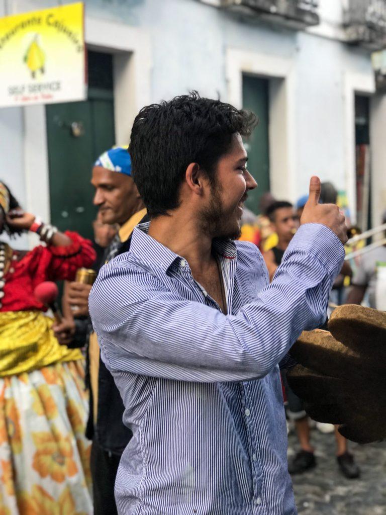 Salvador de Bahi Brésil Brazil Pelourinho