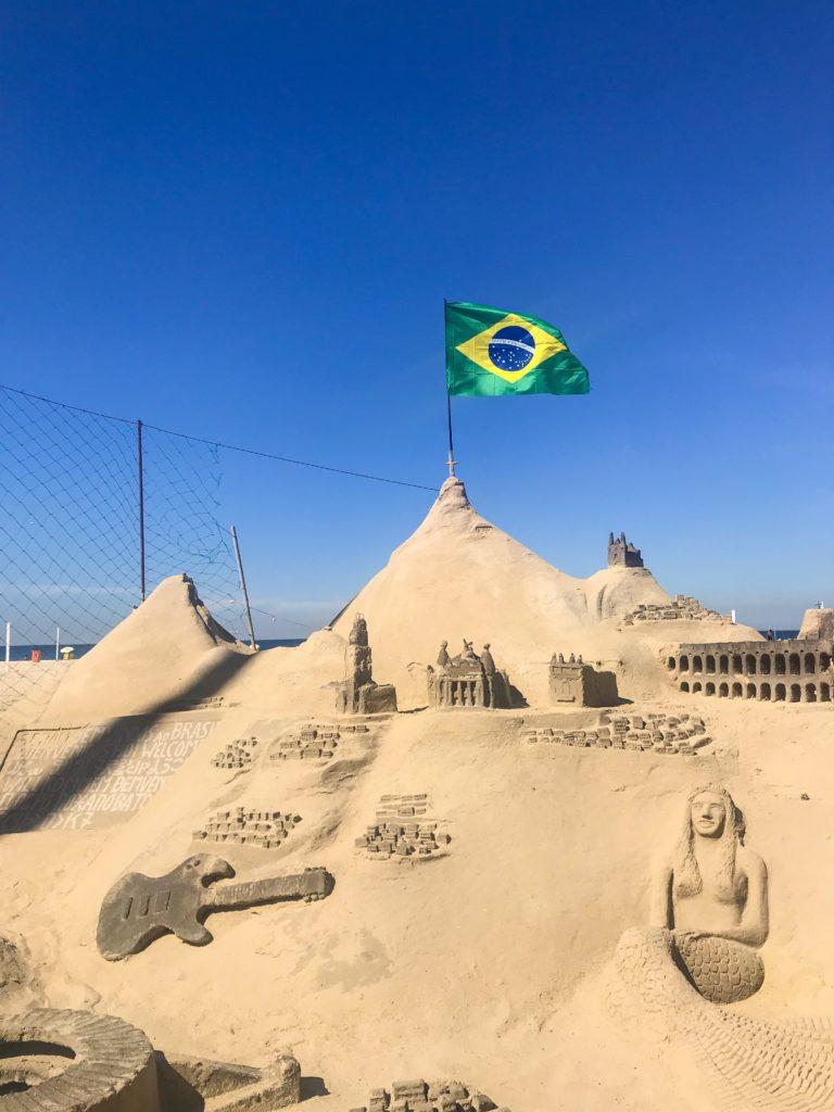 Rio Brésil Brazil Copacabana