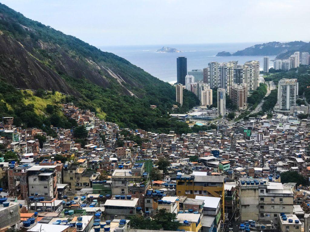 Rio Brésil Brazil favelas visit visite