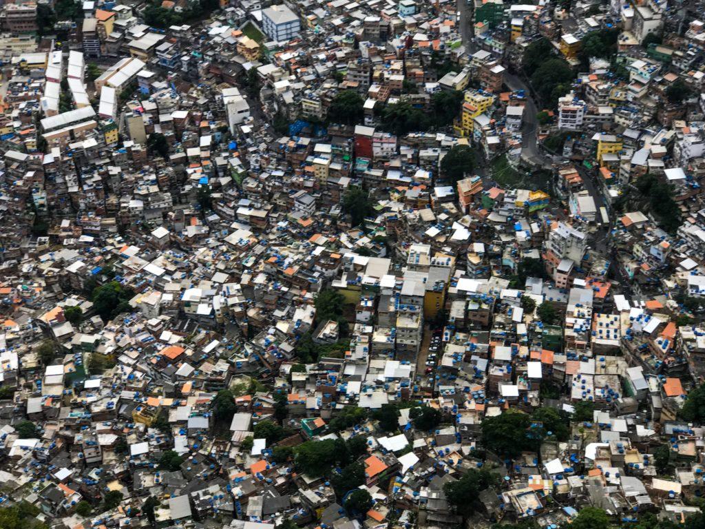 Rio Brésil Brazil Favelas visite