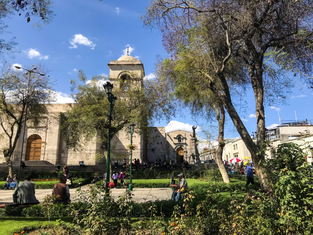 visiter Arequipa Pérou visit Arequipa Peru