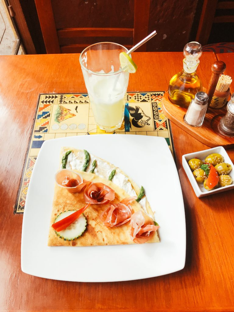 Arequipa Pérou Peru restaurant