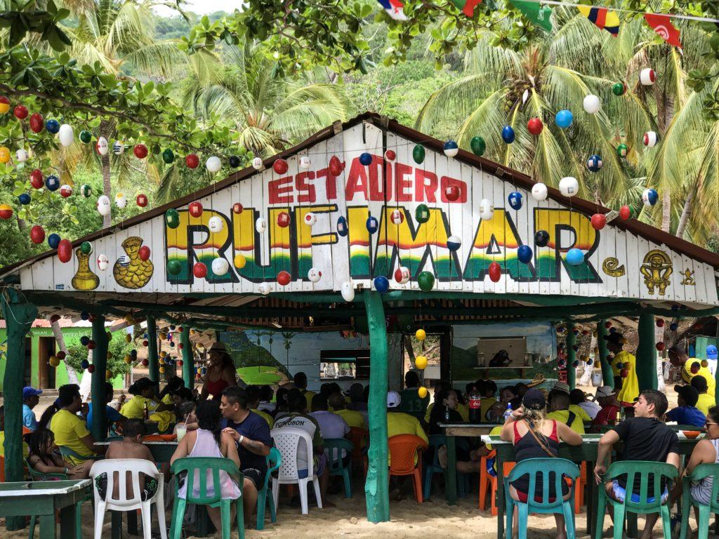 parc tayrona park tayrona colombie colombie