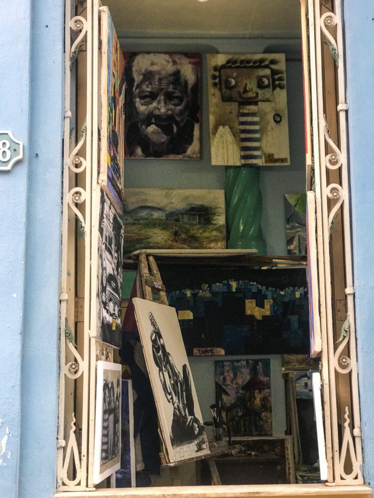 cuba la havane havana fabrica del arte cubano