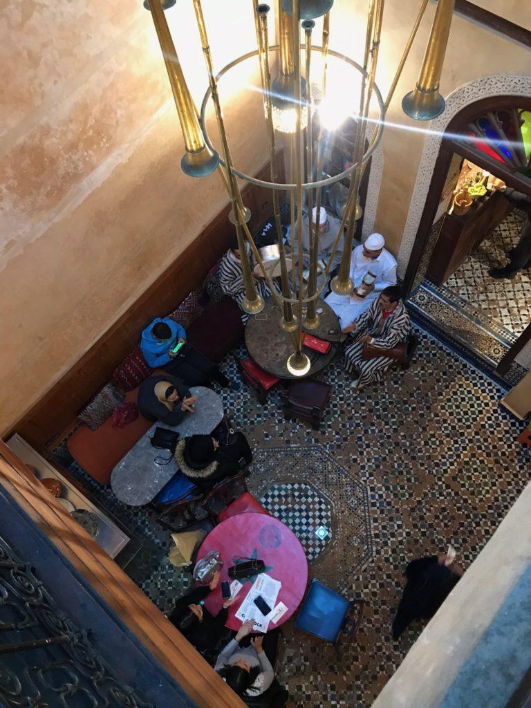visiter maroc morocco Fes old medina