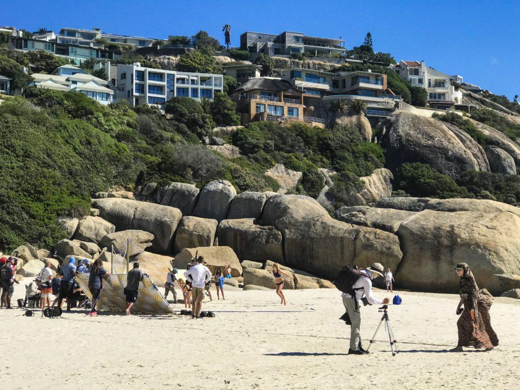 visiter le cap cape town afrique plage beach