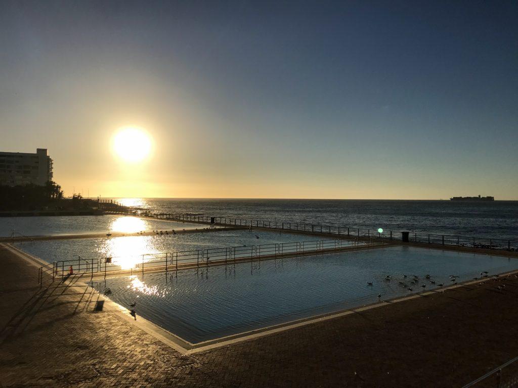 visiter le cap cape town afrique sea point promenade waterfront