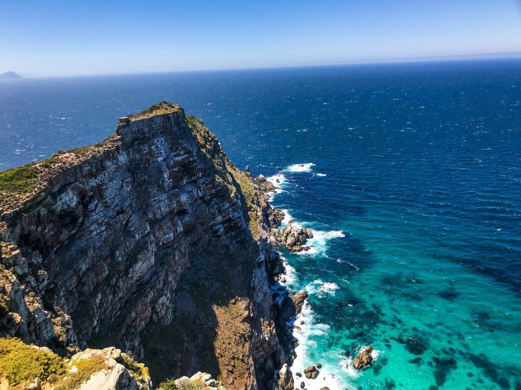 visiter le cap cape town afrique Cape point good hope