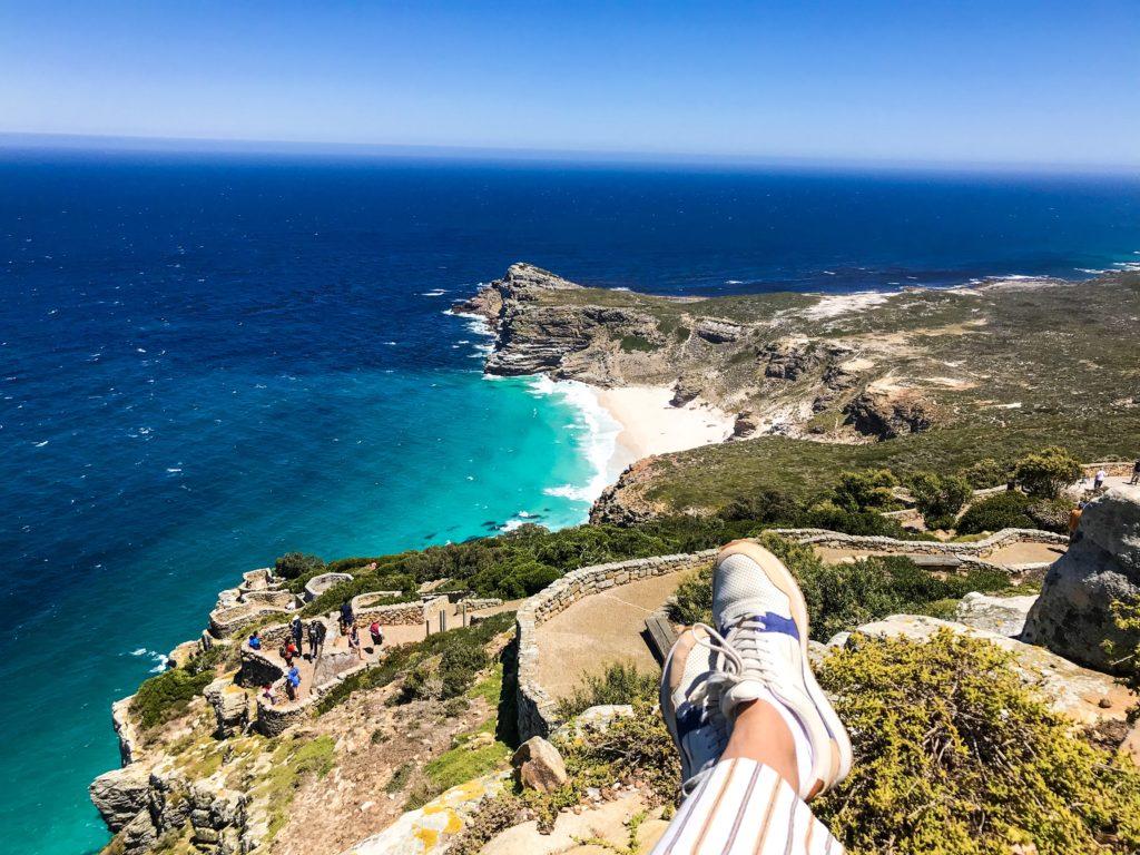 visiter le cap cape town afrique Cape point pinguin