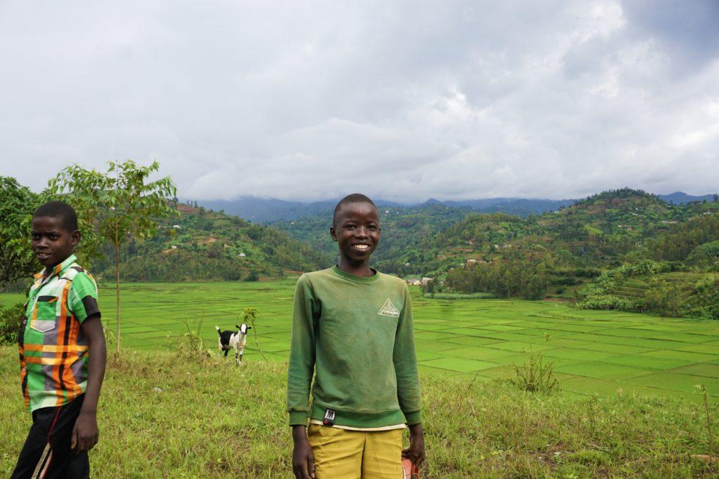 rwanda kigali paysage